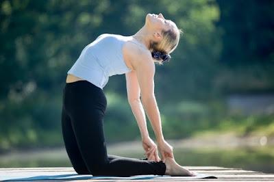 7 tư thế Yoga cải thiện ngăn ngừa rụng tóc cực kỳ hiệu quả