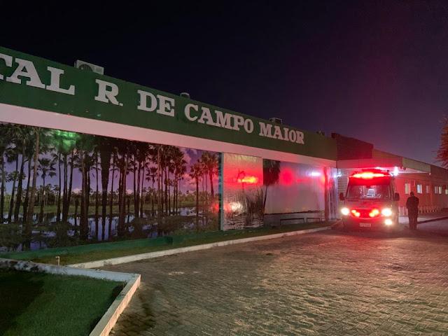 Hospital de Campo Maior reduz leitos exclusivos para tratamento da Covid-19