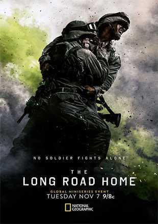 The Long Road Home 2017 S01 HDRip 720p Dual Audio In Hindi English ESub