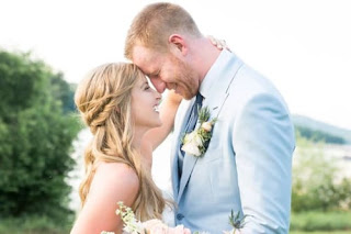 Carson Wentz S Wedding Photo