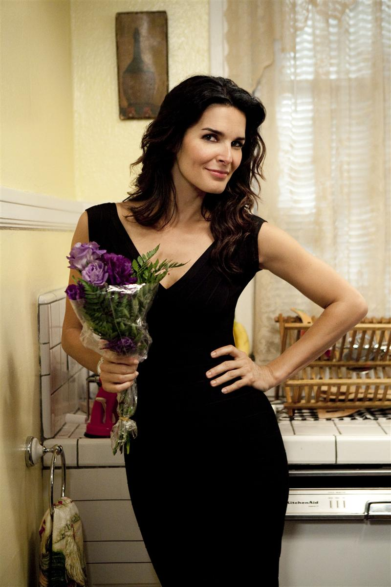 Angie Harmon At More Magazine September 2013: Must Love Books: Blog Tour: A&E Kirk Interview And GIVEAWAY