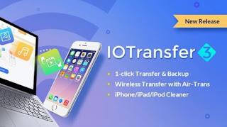 تطبيق, نقل, وادارة, الملفات, بين, أجهزة, ايفون, وايباد, وايبود, والكمبيوتر, iOTransfer