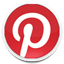 pinterest icono