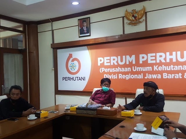 Optimalkan Fungsi Hutan, Perum Perhutani Divre Jabar-Banten Gandeng Gerakan Hejo?
