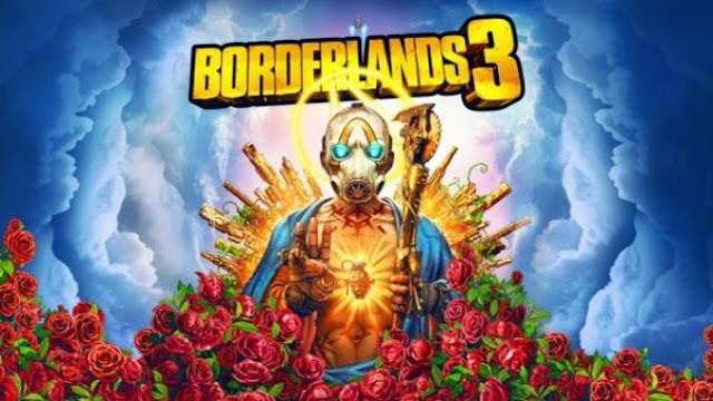 تحميل لعبة Borderlands 3 مجانا