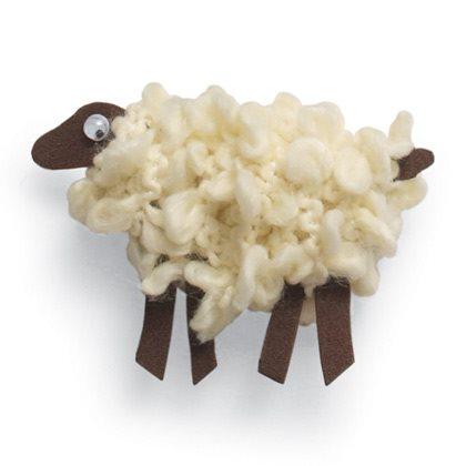 Craft: Lamb Pin