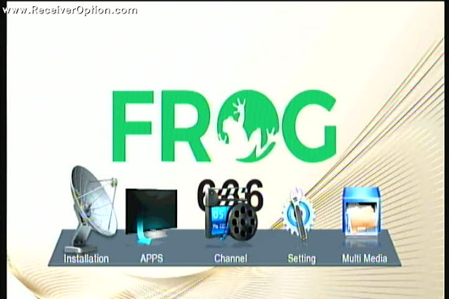 FROG 666 1506TV 512 4M NEW SOFTWARE WITH NOVA IPTV & DIRECT BISS KEY ADD OPTION