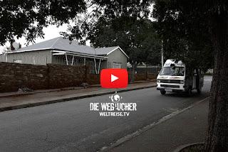 Arkadij und Katja, Die Wegsucher auf Weltreise, Südafrika, Johannesburg, WELTREISE.TV