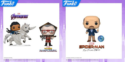Marvel Cinematic Universe Pop! Vinyl Figures by Funko