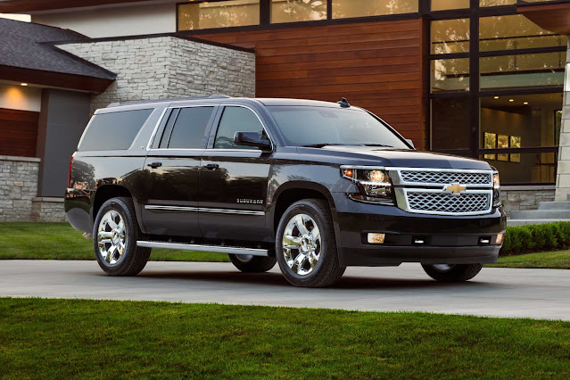 2020 Chevrolet Suburban Review