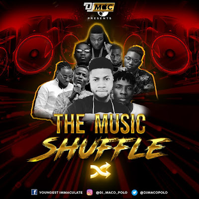 Dj Macopolo - The Music Shuffle Mixtape