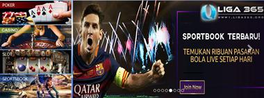 Pilihlah Liga365 Agen Bola Terbesar Situs Judi Paling Terlengkap