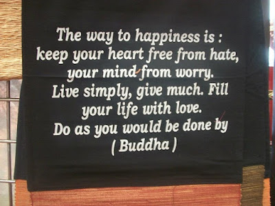 Buddhist Words To Live By