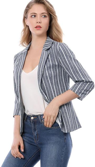 Trendy Women's Blazers Jackets