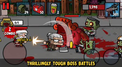 Download Zombie Age 3 Mod Apk Android - Unlimited Money/Ammo