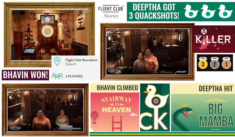 Flight Club Social Darts Stories
