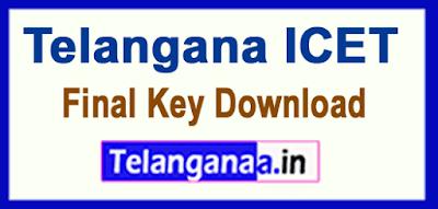 TSICET Final Key Download