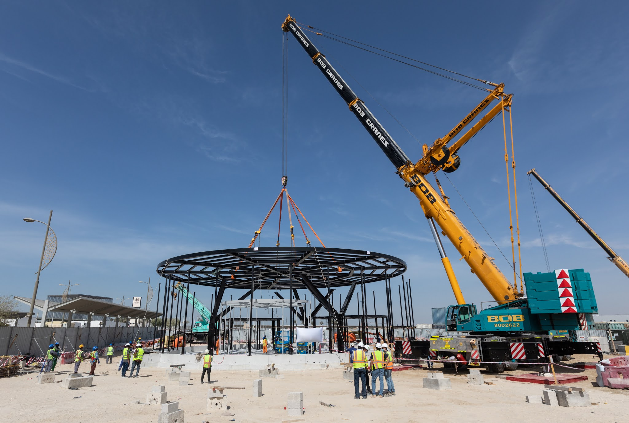 New rotorcraft terminal will facilitate mobility to and from Expo 2020 site in Dubai