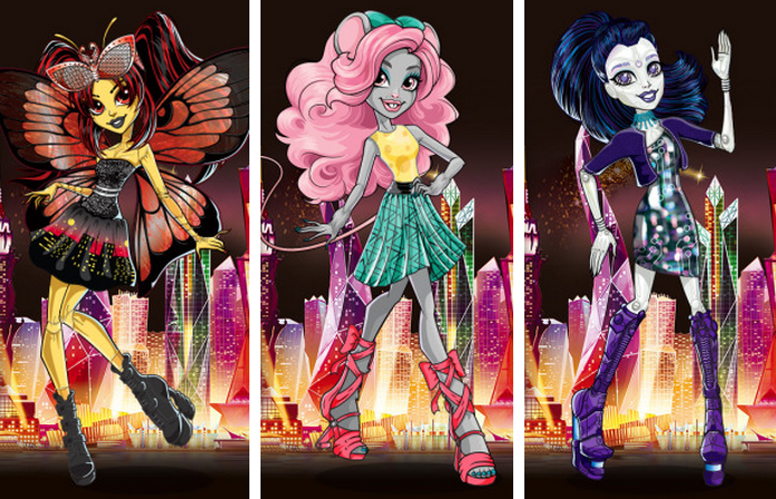 gaming at the disco monster high boo york boo york city