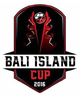 jadwal siaran langsung turnamen Bali Island Cup lengkap
