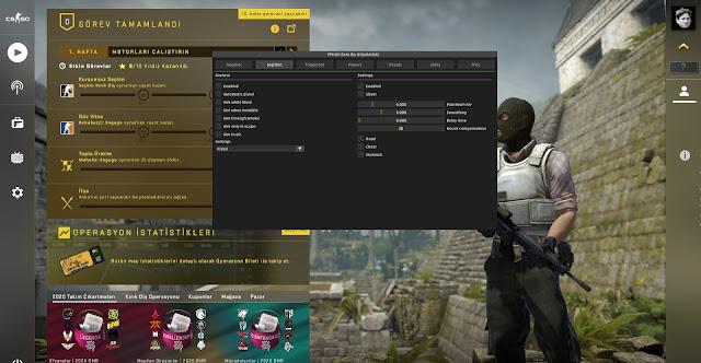 Counter Strike GO PPHUD Rage Legit Hile Hack 2021 Şubat
