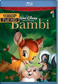 Bambi [1946] [1080p BRrip] [Latino- Ingles] [GoogleDrive] LaChapelHD