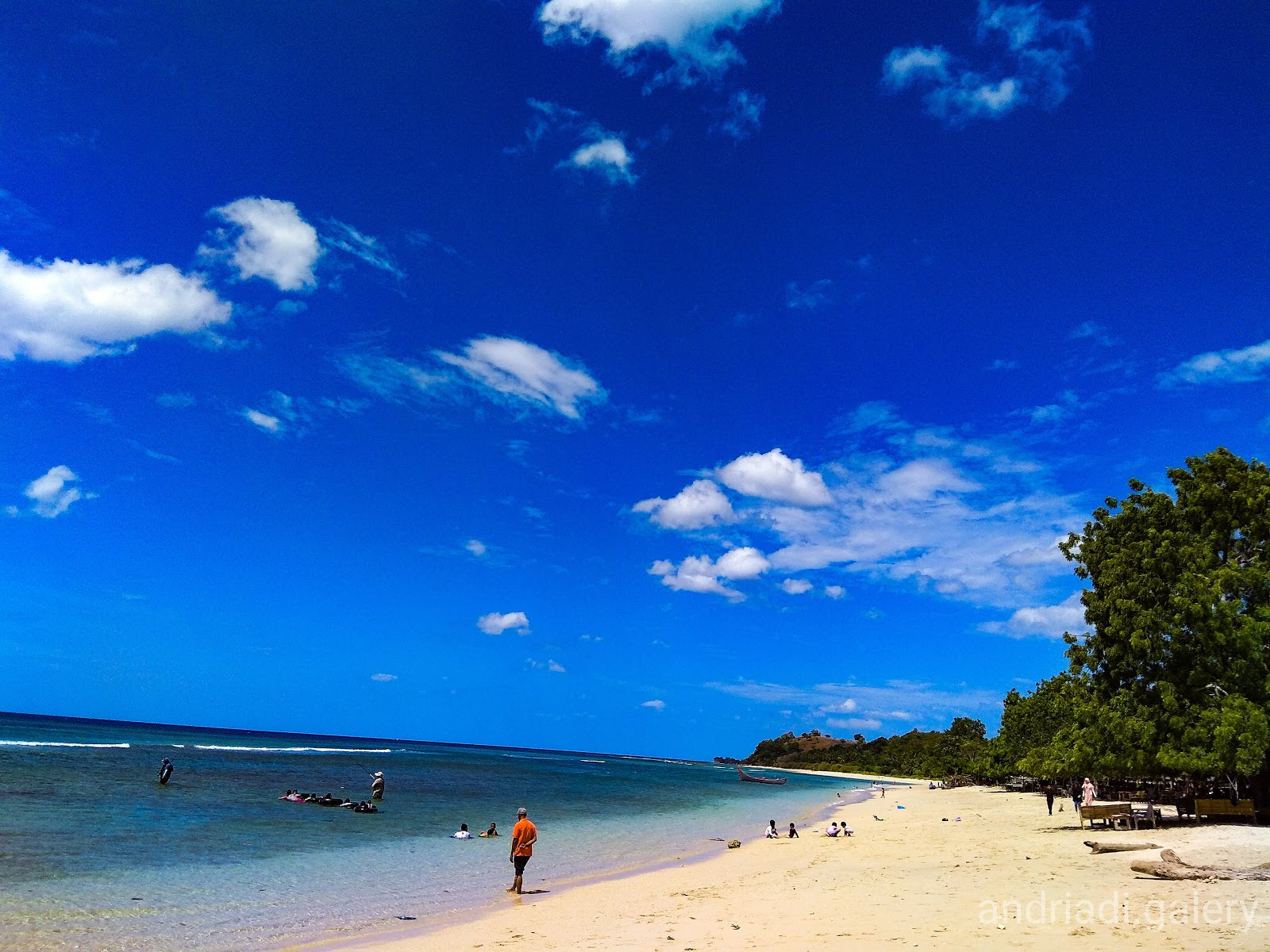Pasir Putih, Krueng Raya   Aceh Besar   Photo