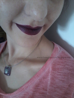 Nyx Soft Matte Lip Cream Transylvania