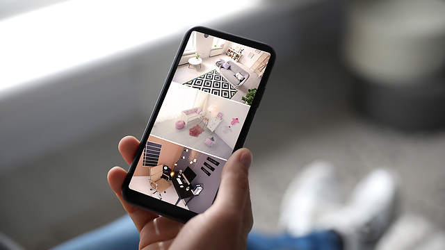 Securing Your Home Using Your Smartphone