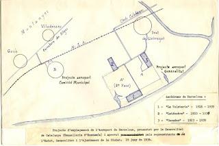 Proyecto de fusión de los tres aeródromos