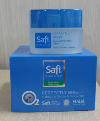 Safi White Expert Replenishing Night Cream