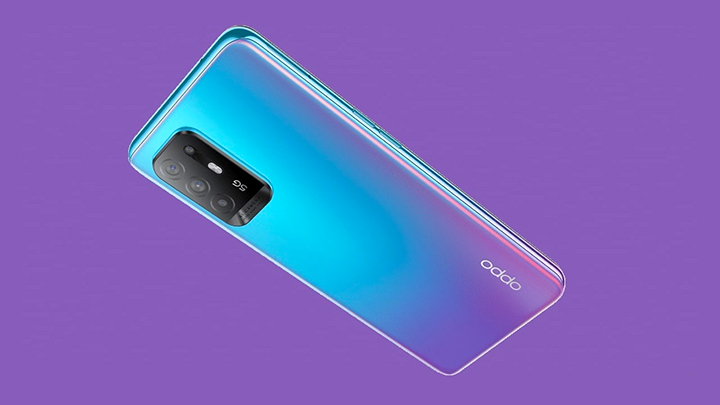 هاتف Oppo Reno 5 Z 5G