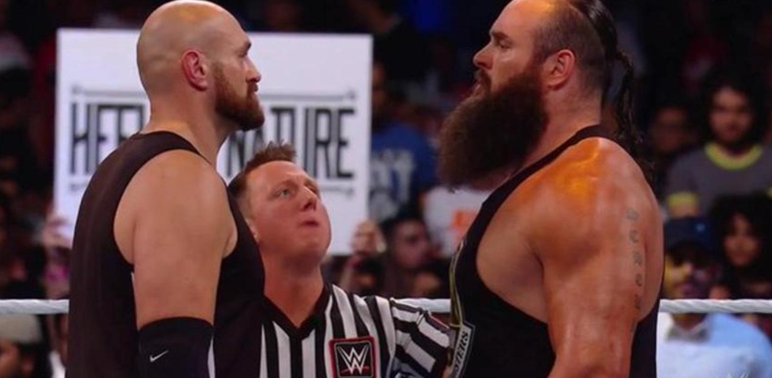 Fury earn $15 million in WWE 2019