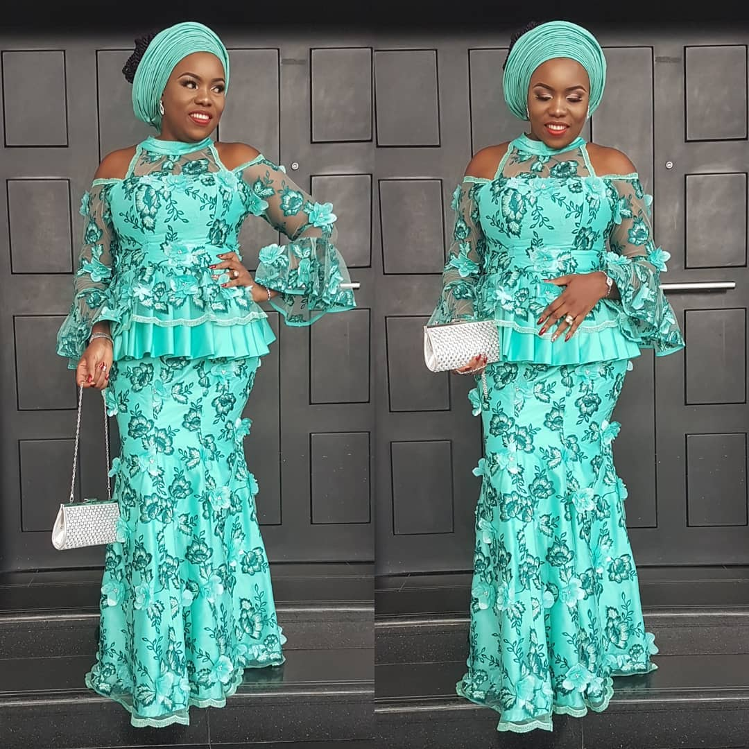 CLASSY AND STUNNING PICTURES OF LATEST ASO EBI STYLES 2018 ...