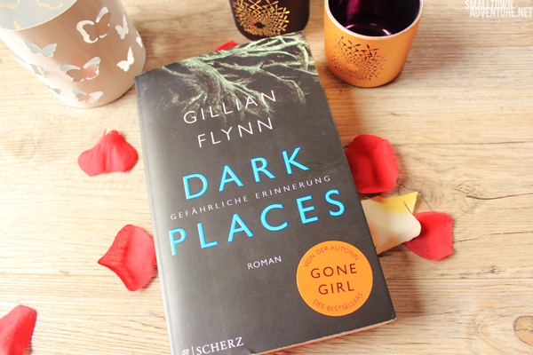 Dark Places Gilian Flynn