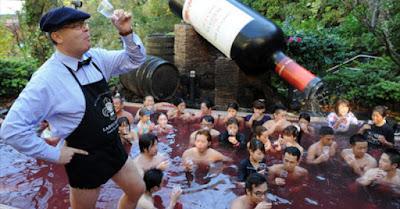 Blog vin Beaux-Vins dégustation déguster oenologie événements Beaujolais Nouveau Japon