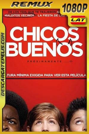 Chicos buenos (2019) 1080p BDRemux Latino – Ingles