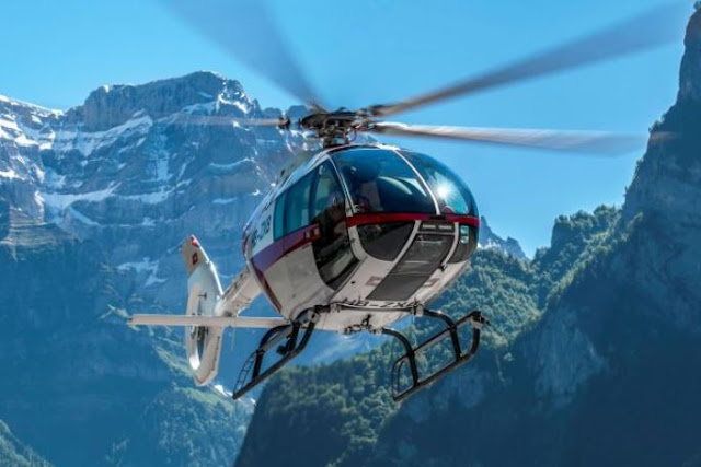 Swisshelicopter SKYe SH09