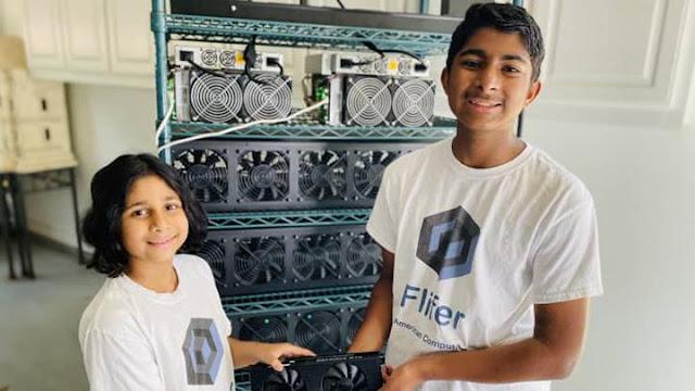 Dua Bocah Jadi Penambang Uang Kripto Hasilkan Rp 427 Juta per Bulan, Caranya?