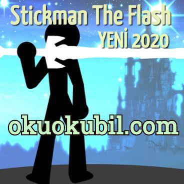 Stickman The Flash v1.56.1 Yenilmez Çöp Adam Mod Apk İndir Yeni Sürüm 2020