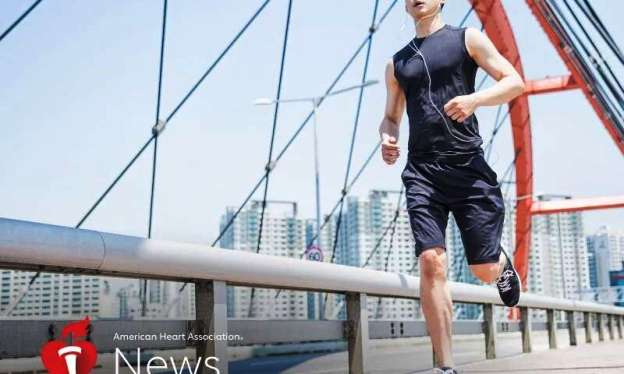 The Road to Better Exercise Might Be in Your Playlist: AHA News