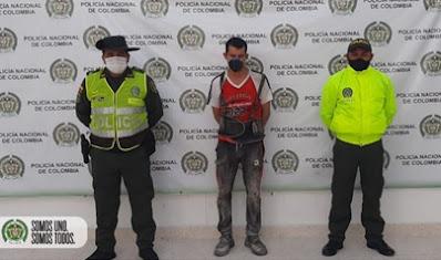 hoyennoticia.com, Capturado violador en Aguachica