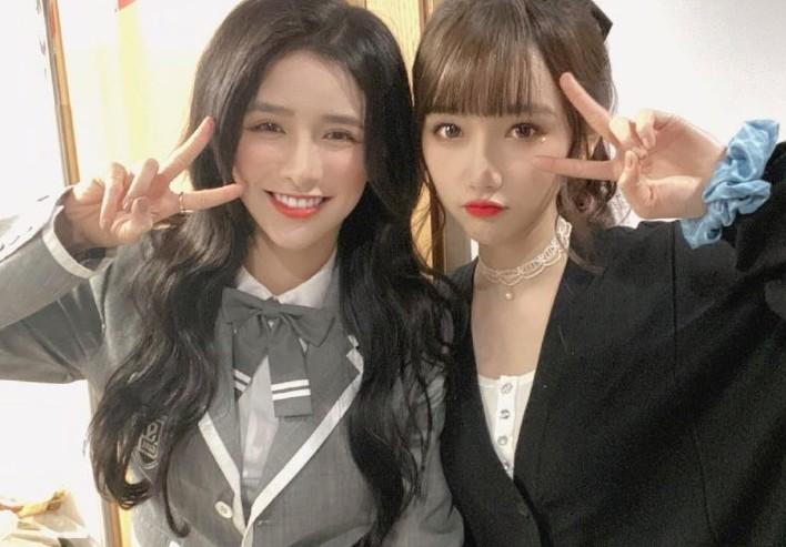 tiktok member snh48