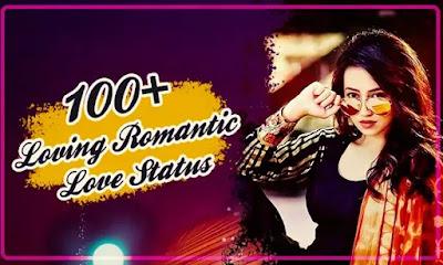 Loving Romantic Love Status