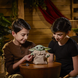 "The Child Animatronic (""Baby Yoda"") de Hasbro, disponible para pre-compra en España"