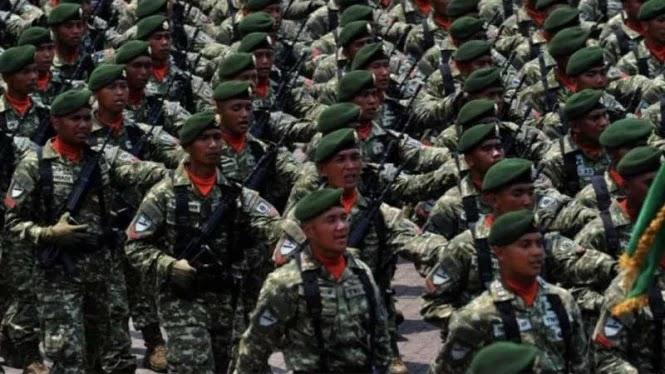 Mau Libatkan TNI dalam Kasus Terorisme, Pemerintah Diminta Ingat Orba