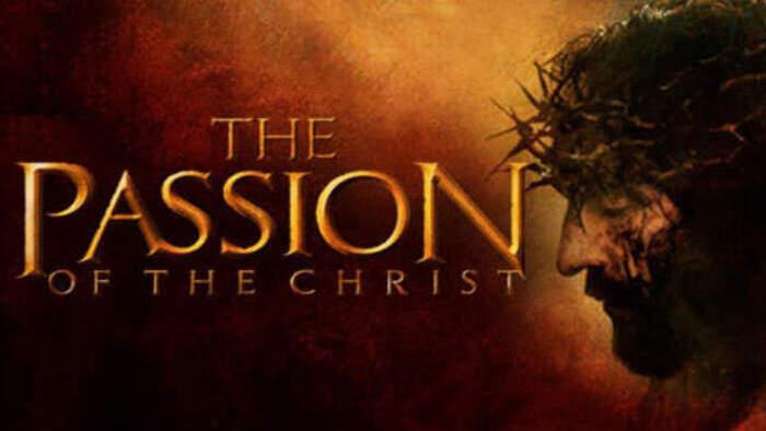 Película La Pasión de Cristo