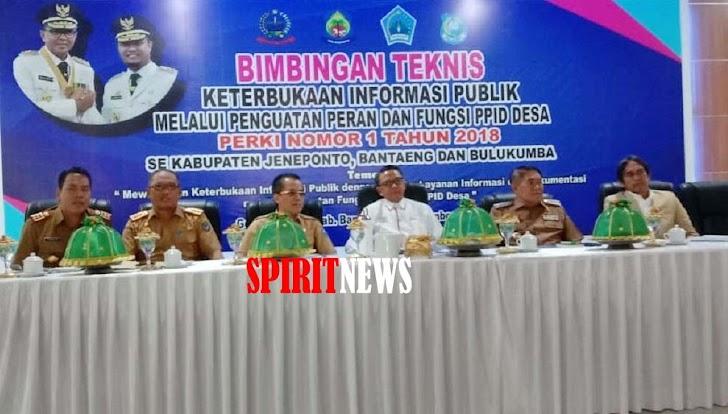 Gubernur NA, Harus Berkolaborasi Untuk Membangun Sulsel dan Kab/Kota Sampai Menembus Pemerintahan Desa