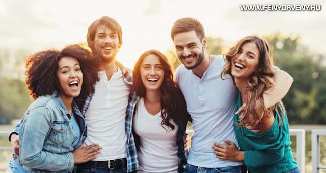 A nevetés jótékony hatása a testre - és az elmére