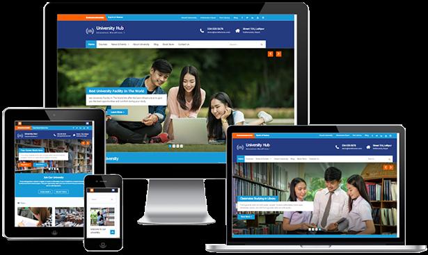 Jasa Pembuatan Website Murah Contoh Company Profile 5